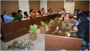 CSIR IMTECH visited Chitkara University Punjab