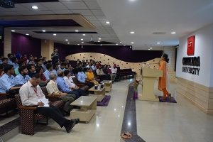 Invited Talk by Mr. Sushil Chandra, DRDO