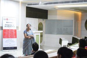 Expert Talk by Dr. Archana Mam on 9 Sept. 2017 at CU Punjab