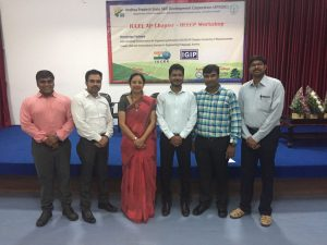 Dr. Archana Ma'am at AP 31 July 2 Aug. 2017