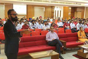 Expert Talk By Mr. Sangram 26th July 2017