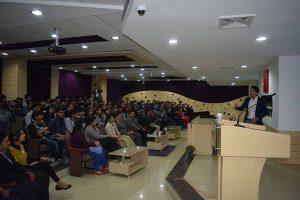 Talk by Mr. Abhay Vakil