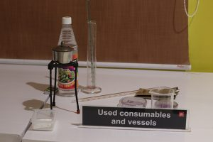 Used-consumables-and-vessels