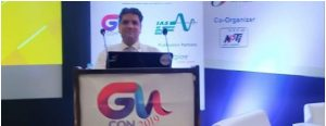 Dr.Manish Sharma presented 3 Research Articles in IEEE Conference held at Galgotias University