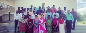 Dr Archana Mantri successfully conducted IIECP Precertification Workshop at SREC, Warangal