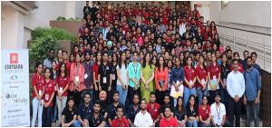 Chitkara University NewGen IEDC supported Octahacks 2.0 a nationwide 30-HOUR Hackathon was organized by Chitkara University, Punjab on September 20-21, 2019