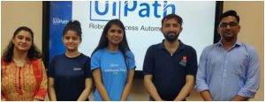 CURIN AI faculties attended RPA workshop at NITTTR Chandigarh from 22-26 July 2019.