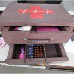 Medical tool kit for the rural women