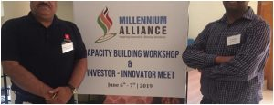 CURIN Researchers attended Capacity Building workshop by Millennium Alliance FICCI New Delhi