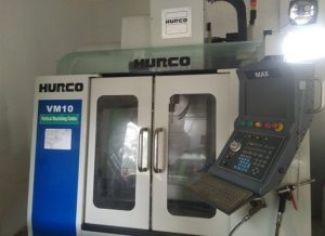 CNC-VMC (Vertical Machining Centre) Machine