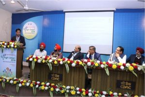 """Dr S N Panda invited as a panel member at conference on """"  SmartAgri 2018 : Using IOT for Driving Smart Agriculture"""" on  20 Nov 2018."""