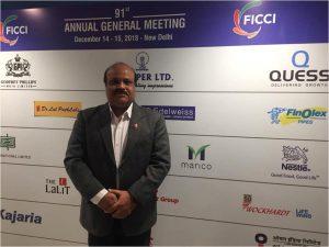Dr SN Panda at  1st Annual General Meeting of 050849521403e480493682806623038FICCI on 14-15 Dec, New Delhi.