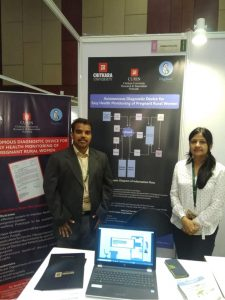 Dr. Shailli and Dr Ramkumar participated at International Knowledge Millennium Conference, Hydrebad.
