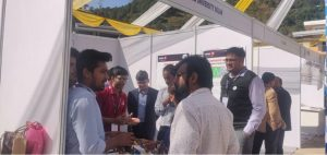 Chitkara University participated in 3rd H.P. science Congress at  IIT Mandi (Oct 22-23, 2018)