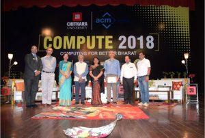 The three day international symposium ACM COMPUTE 2019