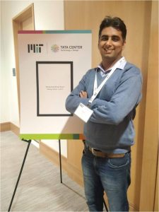 Dr. Nitin Saluja, Assistant Director | Research  CURIN at   Massachusetts Institute of Technology