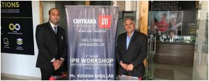 2nd Annual IPR Workshop Conducted on 19 Feb 2019