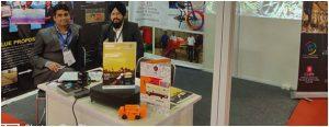 CURIN researchers at Vibrant Gujarat Summit 2019