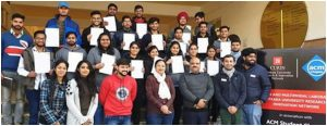 Dr Virender Kadyan organised 10 Days Research Induced Training-V from 18 Dec to 29 Dec 2018