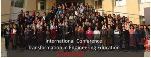Chitkara Universty hosted the prestigious ICTIEE 2019 – The Sixth International Conference on Transformation in Engineering Education