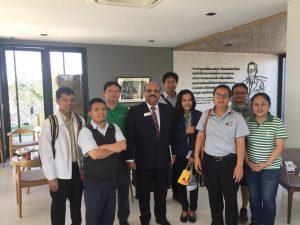 Dr. Pandas visit to Thailand