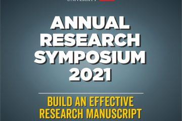 Chitkara University Research Annual Symposium